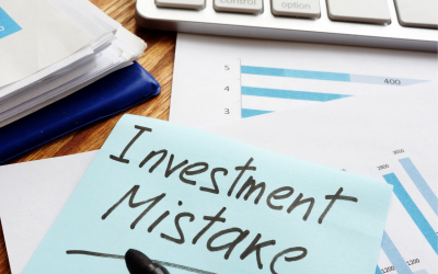 3 Common Mistakes People Make When Investing, and How to Avoid Them
