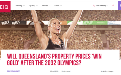 Is Queensland the big 2021 Olympic winners?