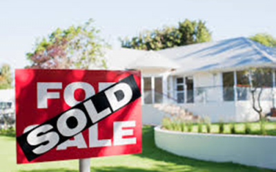 There's been a dramatic increase in people buying property…